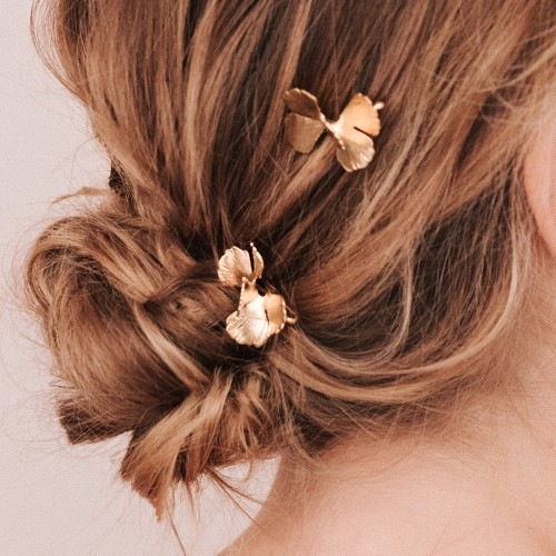 Bridal hairpins - MOSS