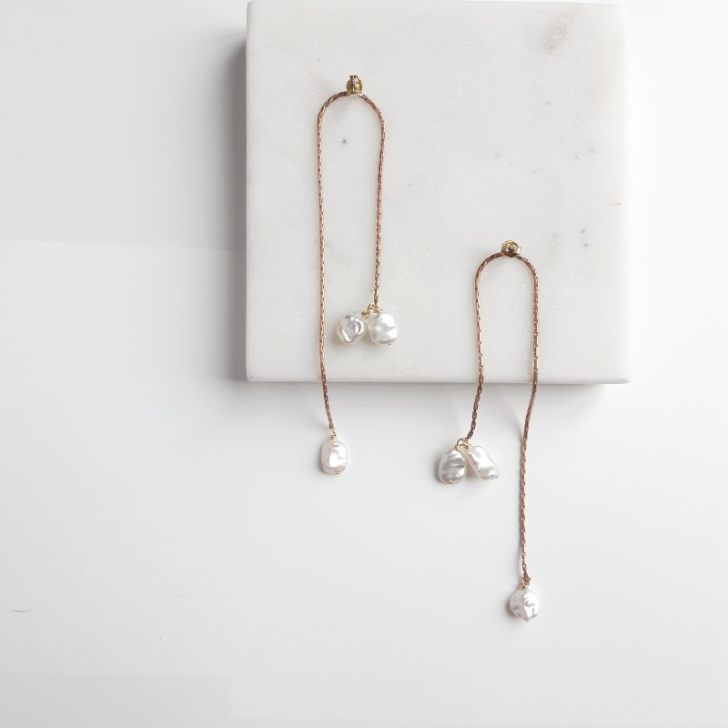 Bridal earrings - ABSOLUE