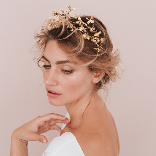 BRIDAL CROWN - ROMANCE
