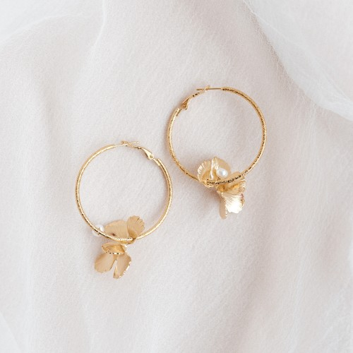 Bridal ear cuff - Origine