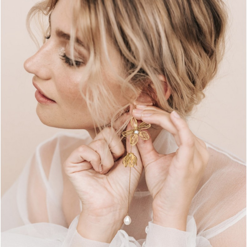 MAISON SABBEN Bridal earrings - PASSION