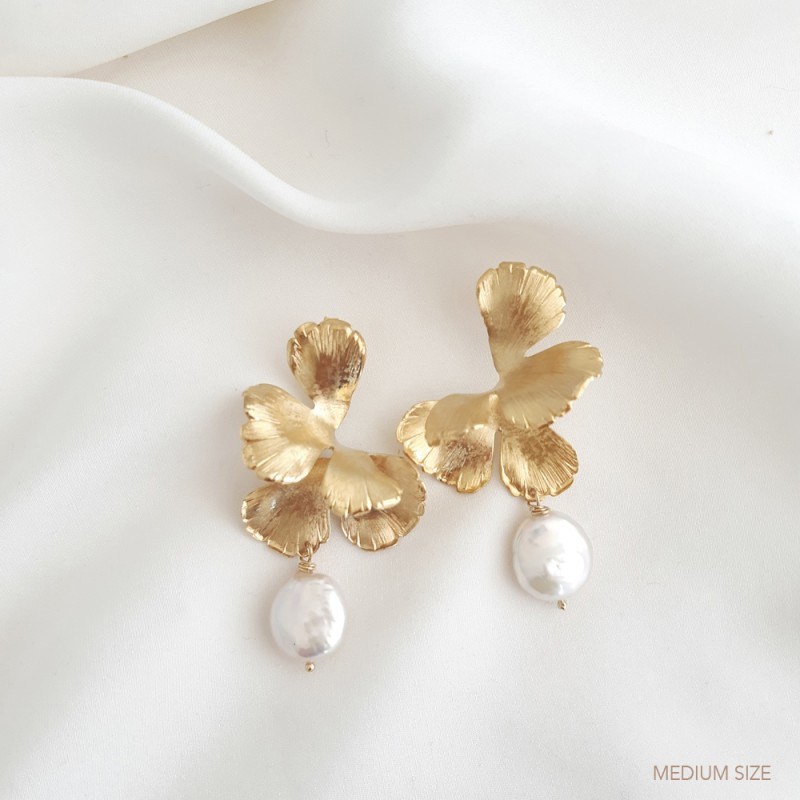 Minimal earrings - BELLE