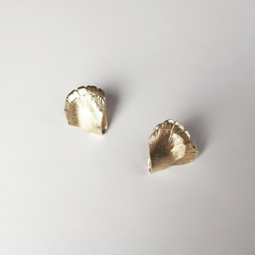 Minimal earrings -SABLE