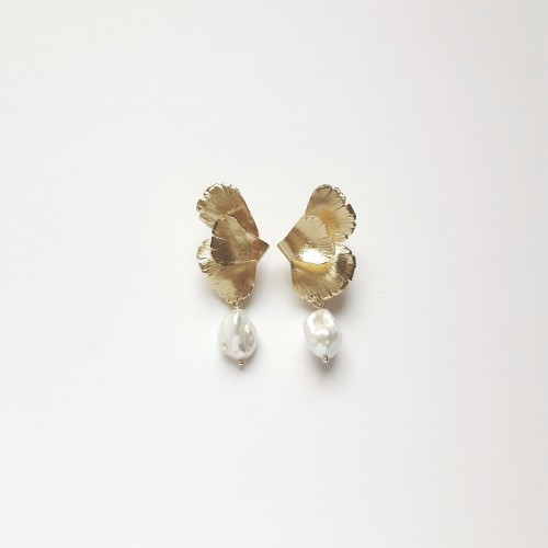 Bridal earrings - LIBRE